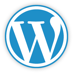 We build with Wordpress.